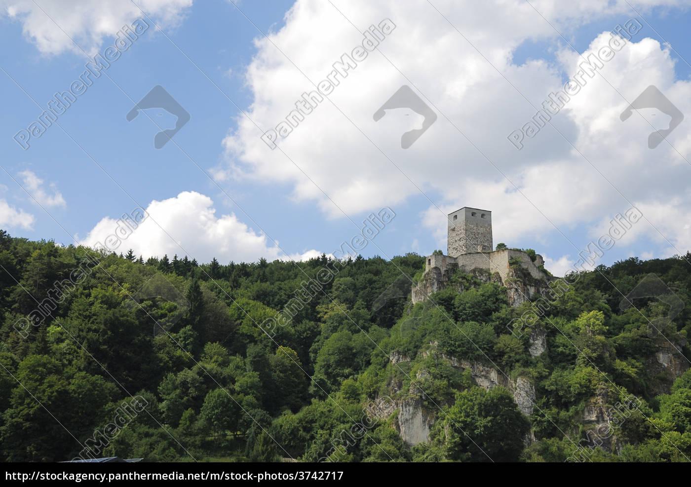 wellheim, castle - 3742717