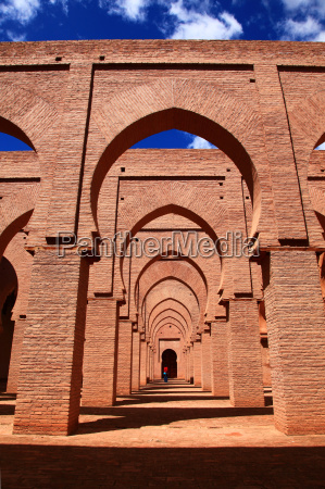 ancient, mosque, in, morocco - 3752447