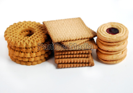 biscuits with jam filling