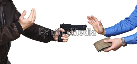 armed robbery background