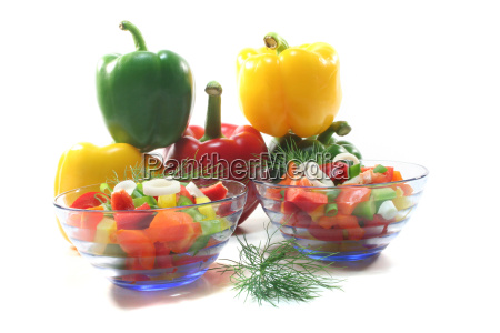 pepper salad