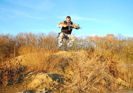 soldat sprung