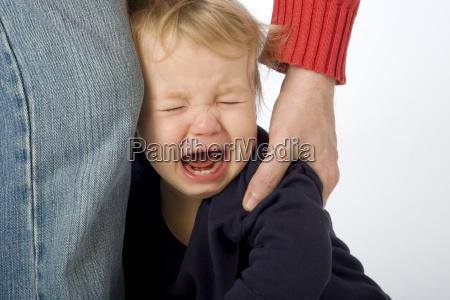 toddler screaming mr