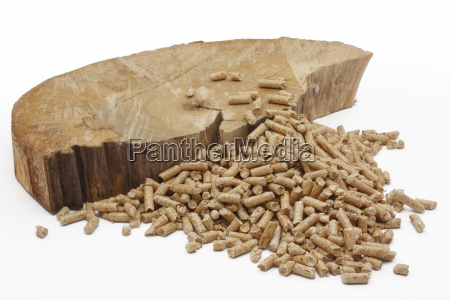 wood pellets ecological fuels