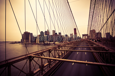 view of the financial district from