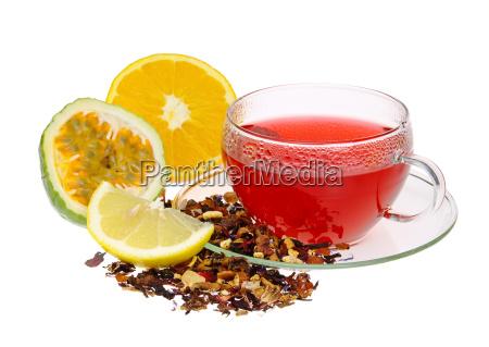 tea maracuja tea from passion