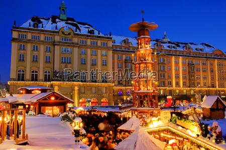 dresden christmas market dresden christmas