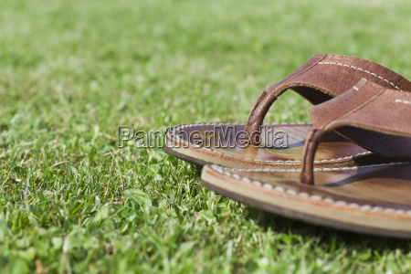 holliday concept flip flop relax