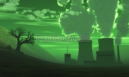 nuclear power plant the meltdown