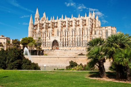 cathedral of palma de mallorca