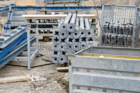 building material for the construction of