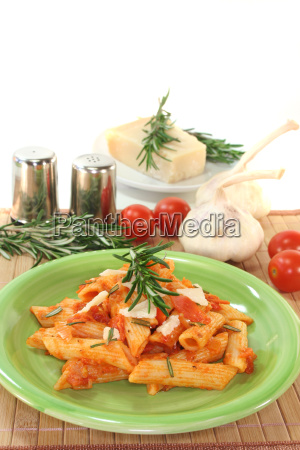 dough tomatoes tomatos noodle pasta rosemary