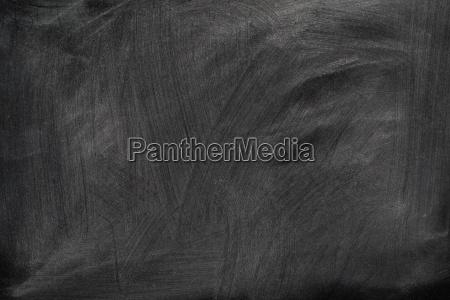 school blackboard with chalk