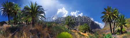 masca canyon panorama