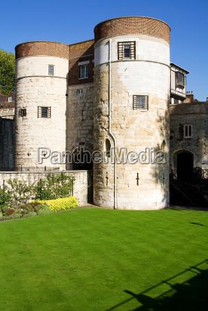 tower of london castle tourism