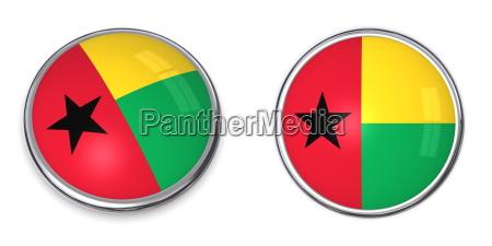 banner button guinea bissau