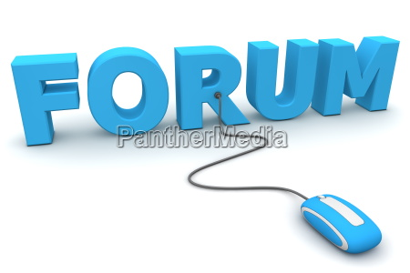 browse the forum blue mouse