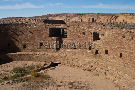 chaco culture national historical park is