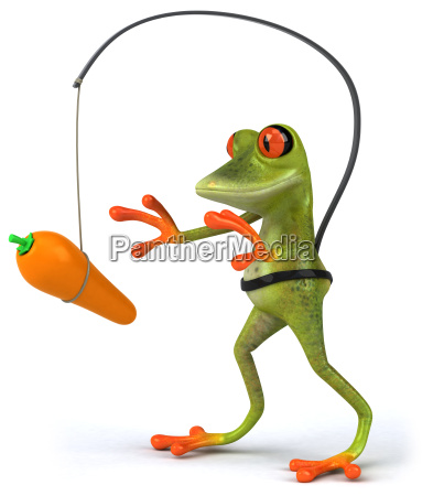 frog and motivation