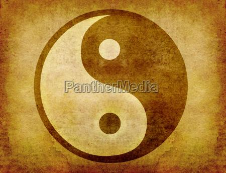 balance yin yang