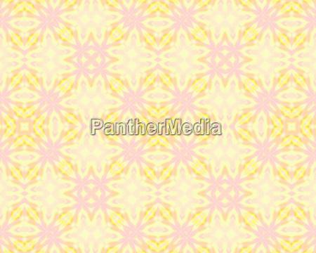 special pattern background soft yellow orange