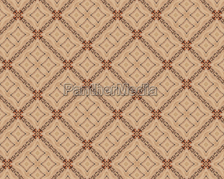 special pattern background brown colored