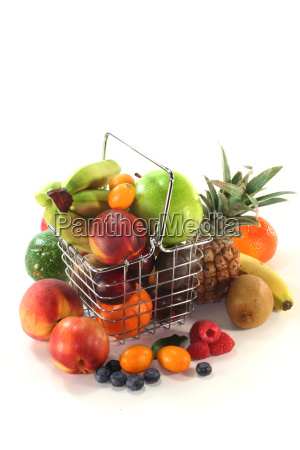 fruit, mix, in, the, basket - 4308991