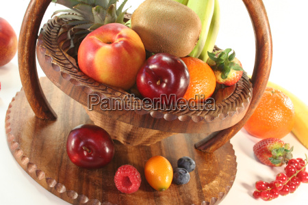 fruit, mix, in, the, basket - 4308995