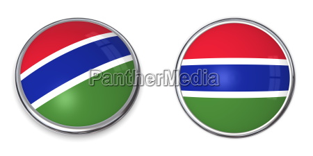 banner button gambia