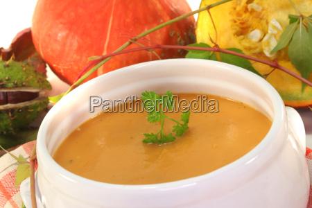 pumpkin, soup - 4393709