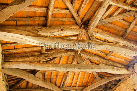 roof roof truss 01