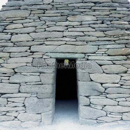 gallarus oratory county kerry ireland