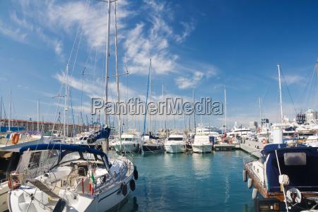 marina in genova italy