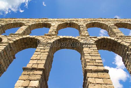 segovia aqueduct segovia aqueduct 09