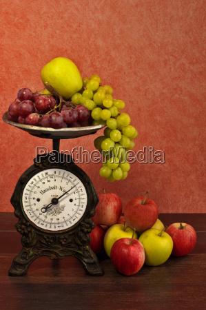 grandmas kitchen scale