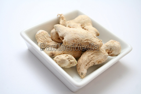 ginger tubers