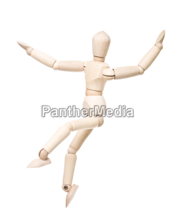 dancing drawing doll