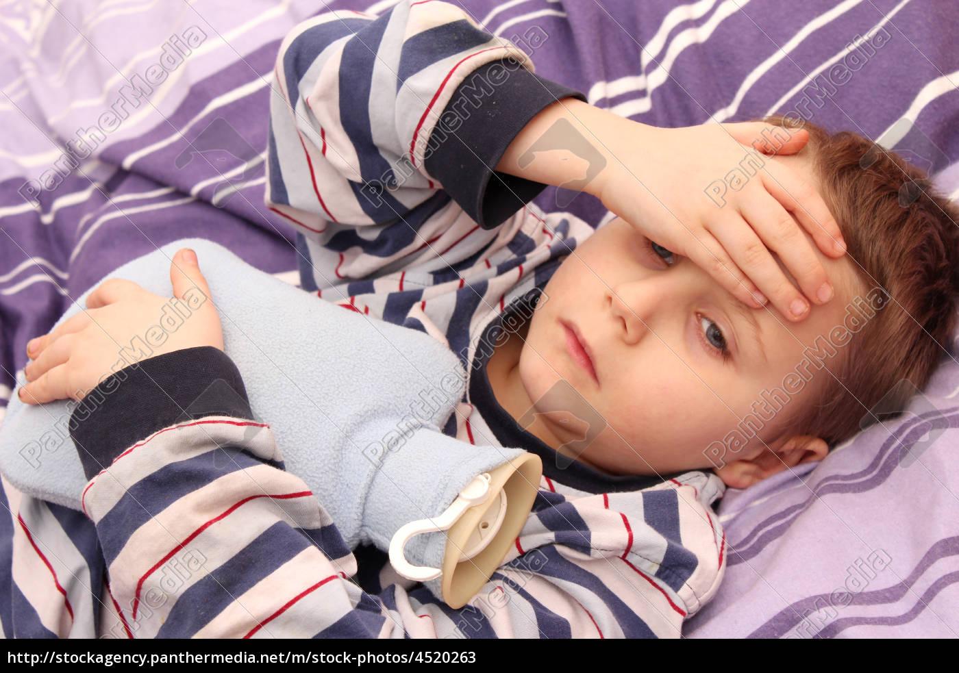 sick, child - 4520263