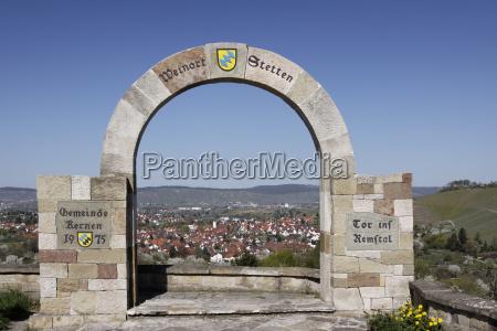 gate to stetten