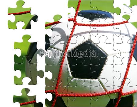 football puzzle soccer jigsaw