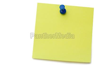 post it amarillo con el contacto
