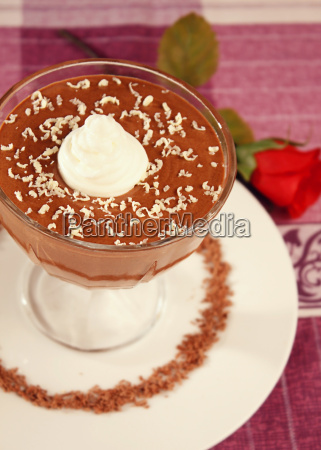 chocolate mousse 2