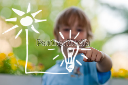 child plans and home energy