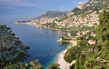 the bay of monaco