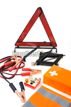 emergency kit for car