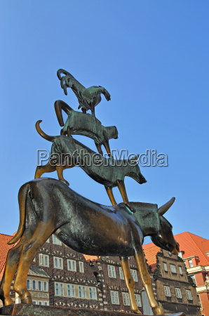 town musicians of bremen at the