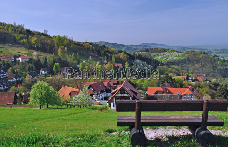 at sasbachwalden in the black forest