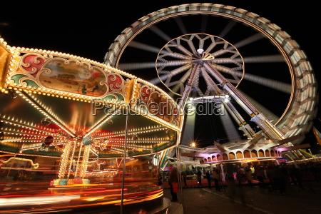 carousel amp ferris wheel