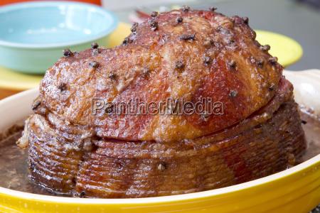 spiral cut hickory smoked ham