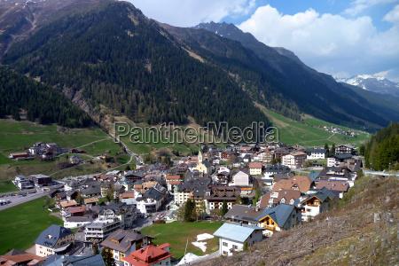 ischgl in the paznaun valley